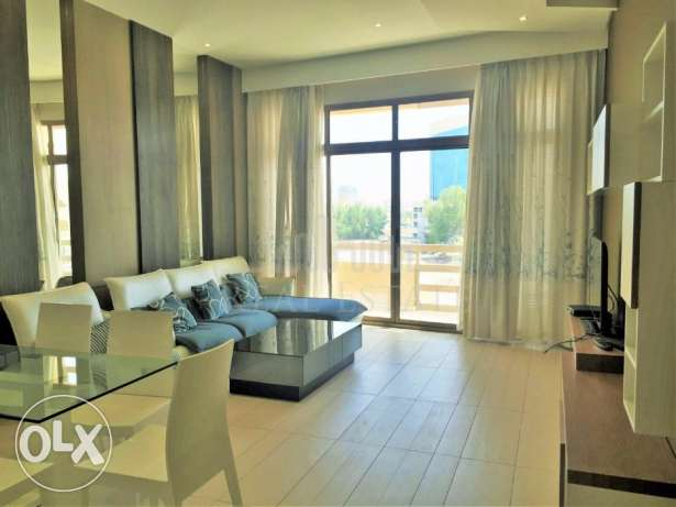 Modern and Spacious Fully Furnished Apartment in Juffair