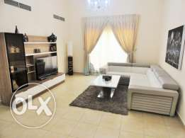 Quiet modern and beautifully furnished..