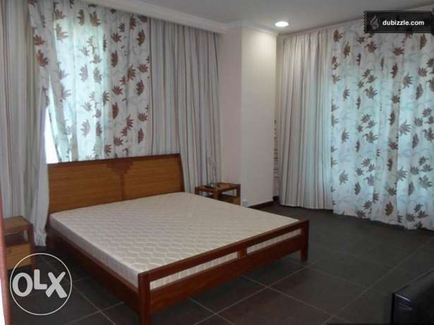 Spacious Sea view in Seef 2 BR