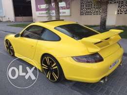 2006 Porsche Carrera with GT3 Body kit