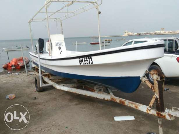 For Sale cruiser smooth model of 2006 23 feet