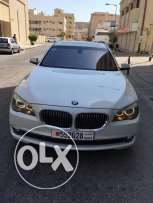 BMW 740 Li 2010 fully loaded like new 70000 km only