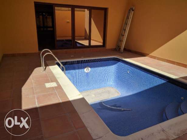 5 Bedroom semi furnished villa with private pool - all inclusive