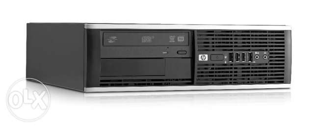 HP PRO 6300 Computer-Core i5-8 GB Ram-500GB Hdd