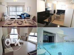 Brand New 2 Bedroom with excellent amenities in Um al hassam