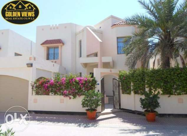 Hamala beautiful 4 bedroom semi furnished villa for rent - inclusive