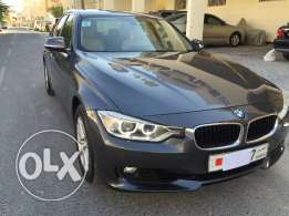 Brand new condition BMW 320