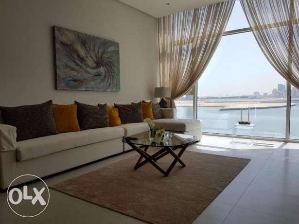 Brand new sea view spacious apartment at a great offer in Reef Island