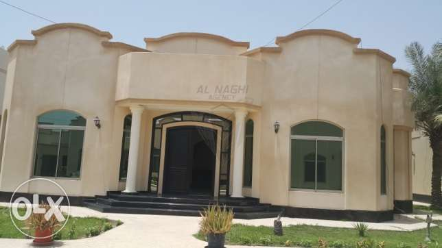 ELEGANT SUPER DELUXE Semi Furnished 3 Bedroom VILLA for Rent in JANABI