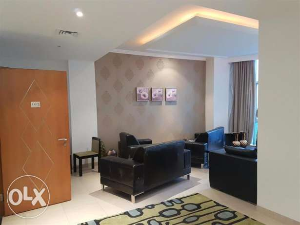 Furnished Upgraded Apartment At Seef Central (Ref No: 2SFP)