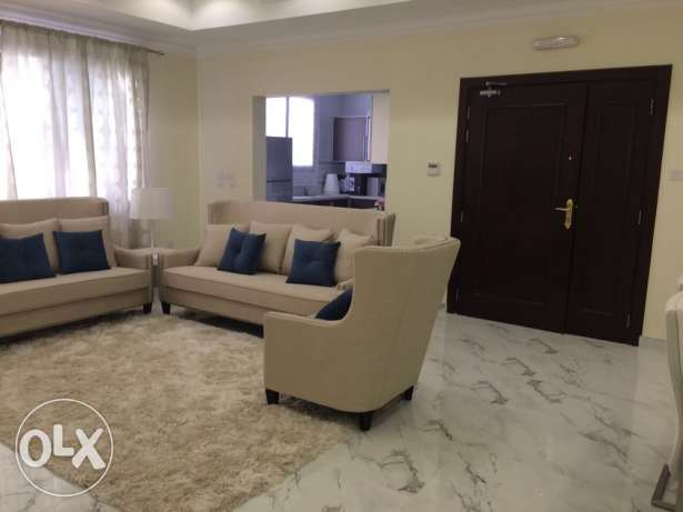 luxiry furnished flat for rent in Hidd area