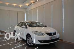 Renault Fluence SE 2.0L 2012 Model