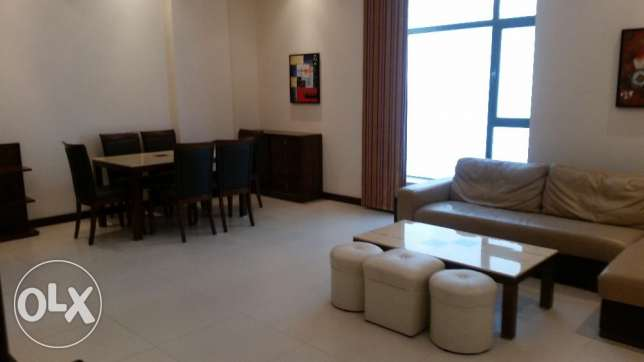 Appealing two bedroom furnished apartment available for rent