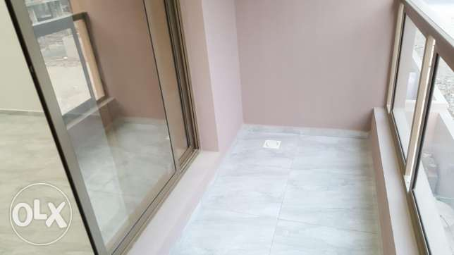 New hidd, 1 BHK semi furnished flat with central Ac
