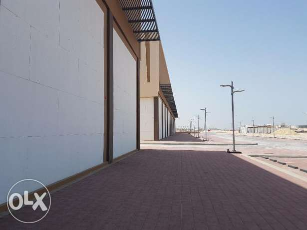 Spacious Commercial Warehouse Space In Alba (Ref No: 2ALP)