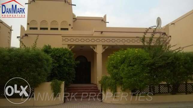 BARBAR 4 BR luxurious SEMI 2 storey Villa with Private GARDEN