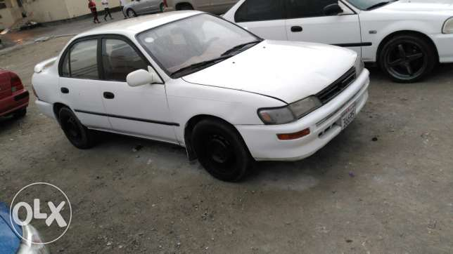 Corolla 1996 for sale