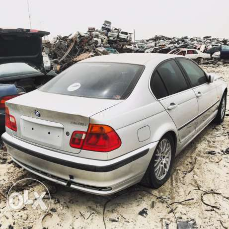 BMW Spearparts 325i