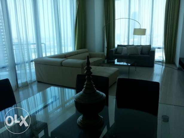 Sea View spacious 3 bed room Apratment For Rent In Seef Tower