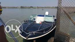 Boat for sale with 250hp outboard