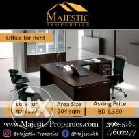 Wide and Spacious Office for Rent in Sanabis Area Ref: MPM0080