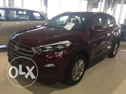 one week offer Hyundai Tucson 2016 zero mileage