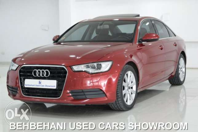 For Sale in Bahrain AUDI A6 2.0T 2012