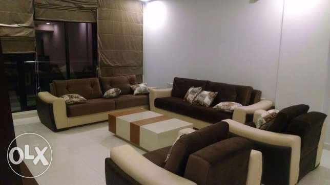 2 BR Fully Furnished Apartment in Amwaj near Sea View
