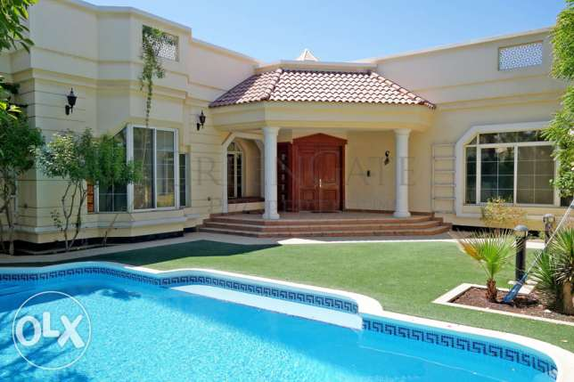 4 Bed Villa with a Private Swimming Pool