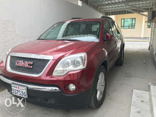 GMC Acadia sale or exchange with Toyota