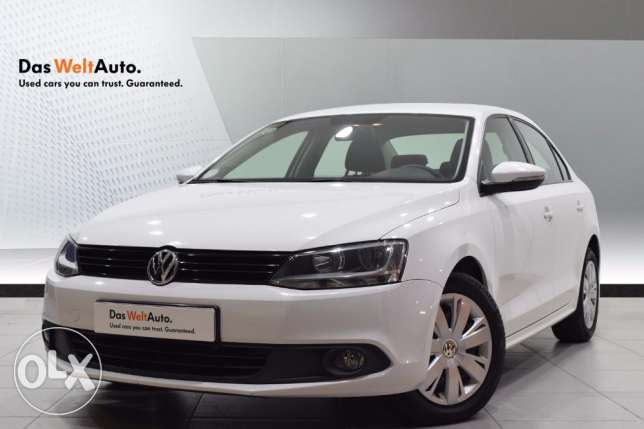 Volswagen Approved Jetta S-MY 2013 with one year warranty