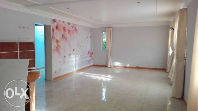 Semi furnished compound with private garden