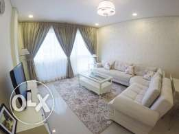 Perfectly lit Apartment in Amwaj Islands