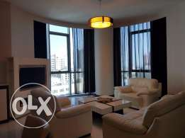 Modern,Spacious 2BR(+Spacious Study Room) in Luxurious Tower – Juffair
