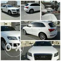 Audi Q5 2010 Quattro Turbo 2.0 very good condition 4cylinder