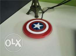 Superhero Style Wireless Charger. Free Delivery. 7BD only.