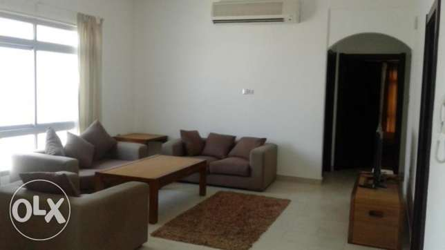 Fully Furnished 2 Bedroom apartment for rent at janabiyah