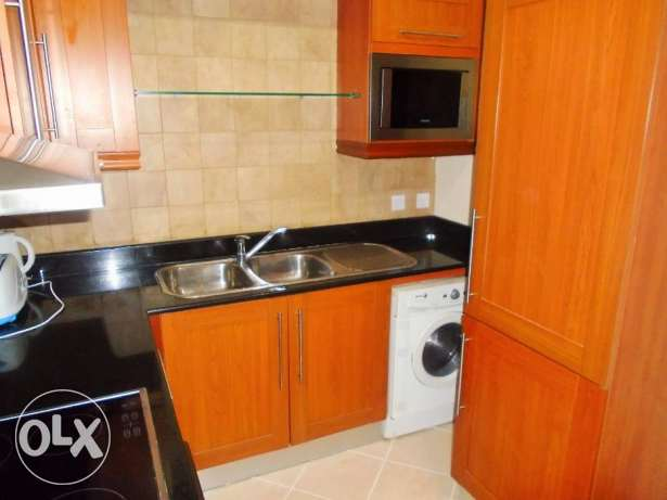 Great 1 bedroom flat fully furnished in Mahooz