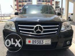For Sale 2009 Mercedes Benz Glk280 Single Owner Bahrain Agency
