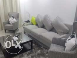 2 BR Fully Furnished Apertment in Seef Call Jasmin (A H P)
