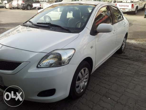 Yaris 2013 for urgent sale