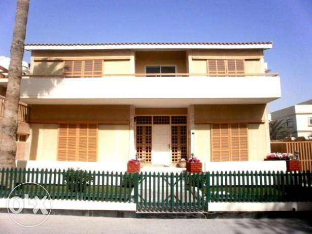 Spacious Semi Furnished Villa At Aaali (Ref No: AAM1)