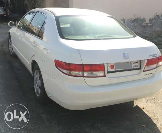 Honda Accord 2005, full auto, very good condition, from owner directly سند -  2