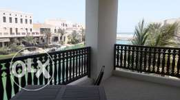 3 Br sea-lake view beautiful apmt for rent in Amwaj floating city