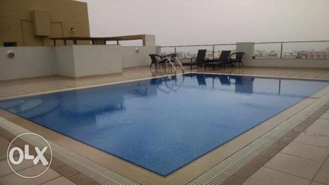 2 Bed Rooms Fully Furnished Penthouse at Best Location