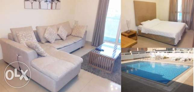 Modern Furnished Apartment with western community