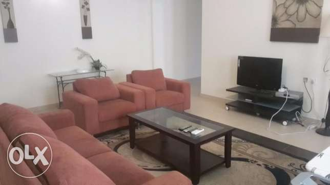 Spacious 2 BHR in Busyteen, Balcony البسيتين -  1