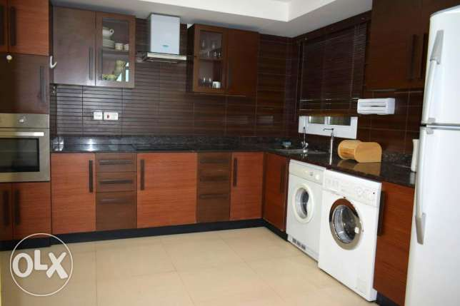 Naturally Well Lit F-Furnished Apartment At Juffair (Ref No: 5JFSH) جفير -  5