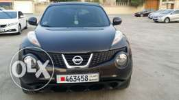 Urgent sale nissan juke single lady owner no accident no repaint