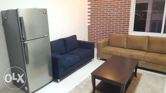 Deluxe/ 1 BHK Flat brand new closed to Saudi causeway